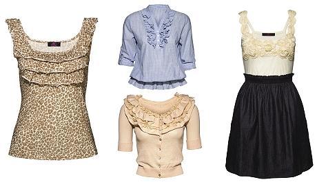 Oblečení vhodné pro boubelky, Zdroj: AnnChristine.com