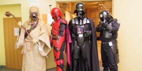 FOTO: Darth Vader na FanCity 2011