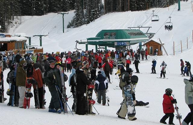 Navštívit můžete některé z lyžařských středisek, Zdroj sxc.hu