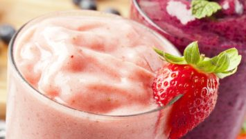 Jogurtové smoothie