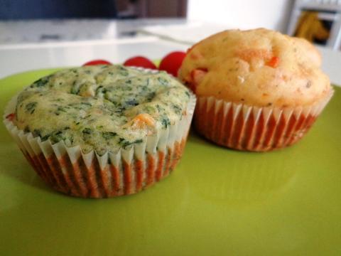FOTO: Slané muffiny