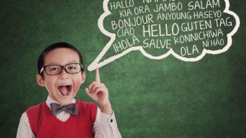 Bilingvismus u dětí