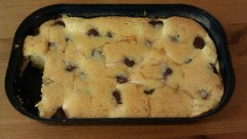 Recept na rychlý koláč na plech