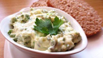 Recept na italské bylinkové máslo