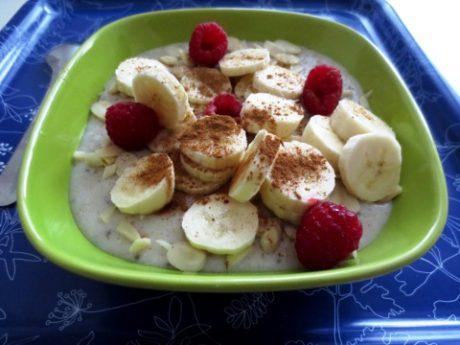 Snídaně, která udělá váš den veselejší. Foto: Adéla Svobodová, WomanOnly.cz