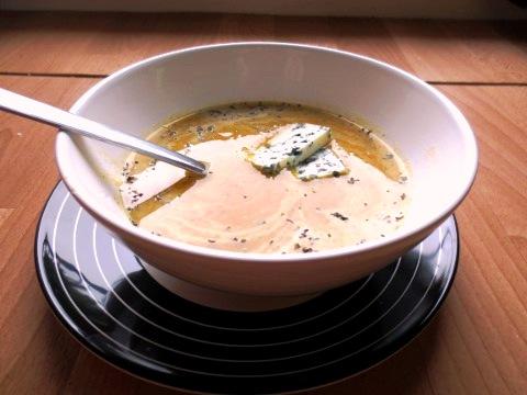 Recept na polévku z červené čočky
