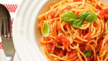 Jak správně jíst špagety