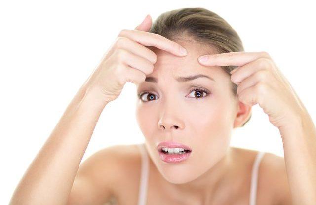 Domácí pleťové masky proti akné