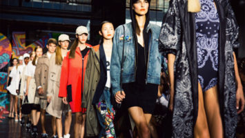 módní trendy jaro 2014