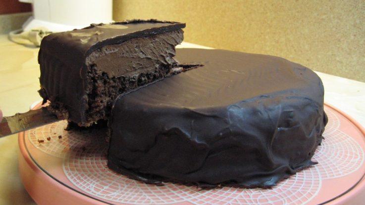 Recept na dort Harlekýn, pařížský dort