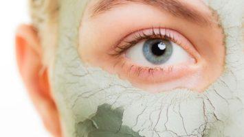 Domácí pleťová maska