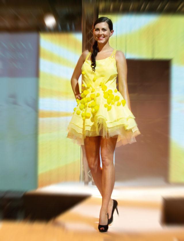 FOTO: Vítězný model Miry Veselé
