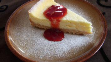 Recept na pečený cheesecake z tvarohu