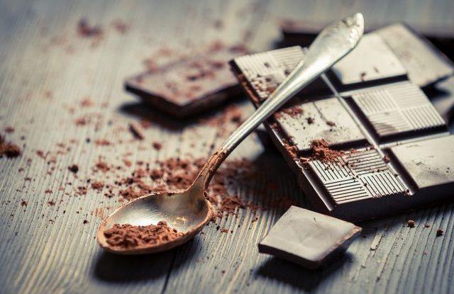hořká čokoláda snižuje krevní tlak