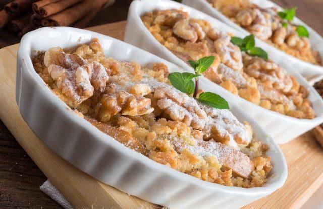 Recept na hraběnčin koláč s jablky
