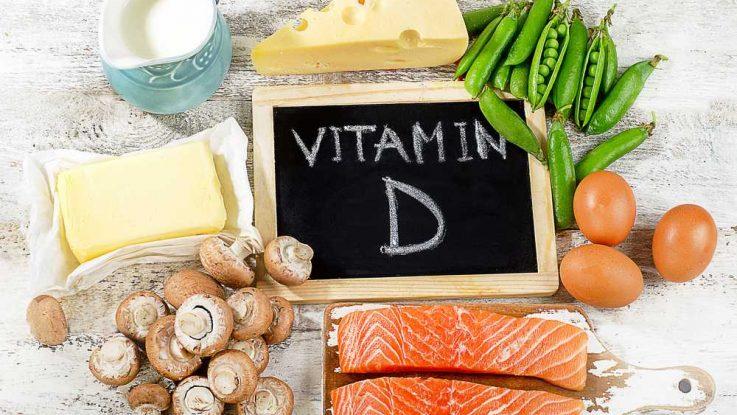 Vitamín D potraviny a přírodní zdroje