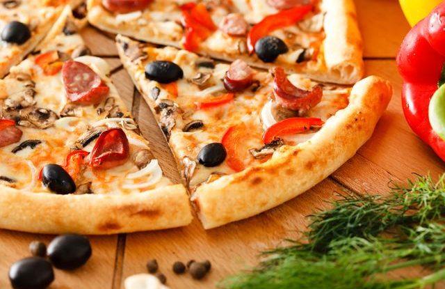 Recept na pizzu z kynutého těsta