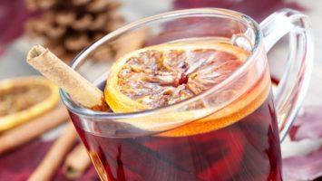 svarak punč vánoce recept