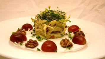 Salát waldorf