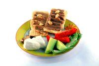 20 receptů na zdravé chlebíčky a jednohubky: Mlsejte zdravě