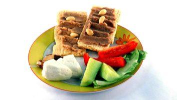 Recepty na chlebíčky a jednohubky