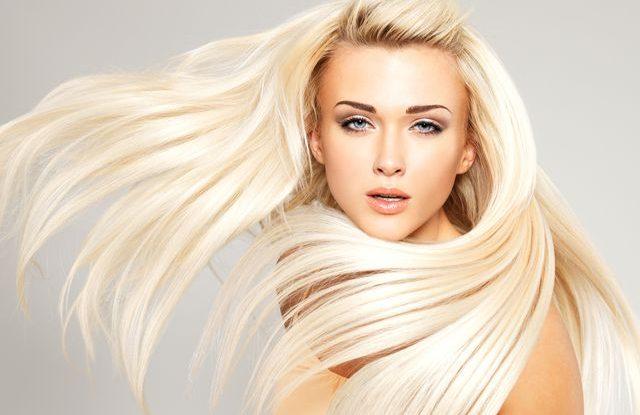 přírodní barvy na vlasy, odbarveni