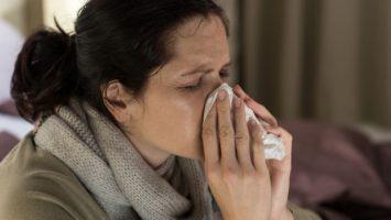 Jak léčit chřipku