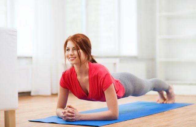 Jak cvičit doma, jak cvičit abych zhubla
