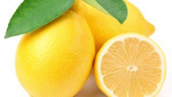 Proč jíst citron