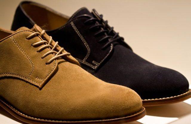 Jak vyčistit semišové boty