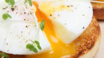 Ztracené vejce, pošírované vejce
