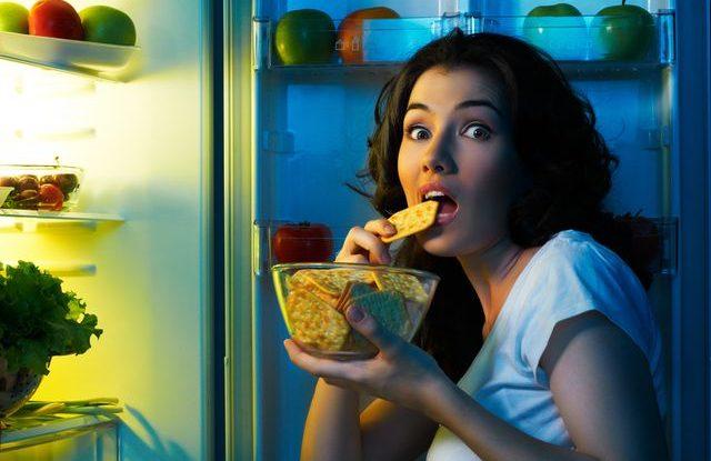 Proč nejíst na noc