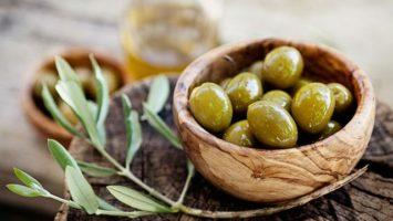 olivy zdraví