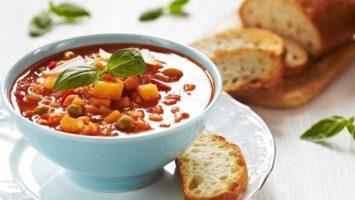 Proč jíst polévku