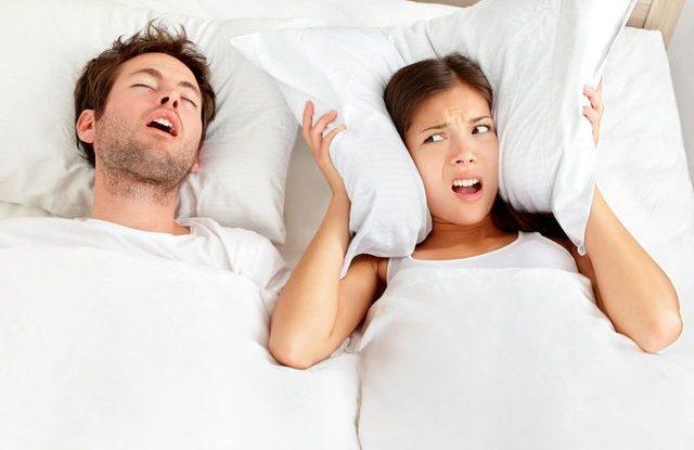 Chrápání a oddělená ložnice