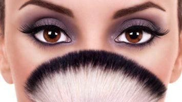 Zvětšení očí pomocí líčení