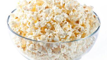 Jak udělat popcorn