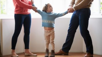 Společná péče rodičů o dítě po rozvodu