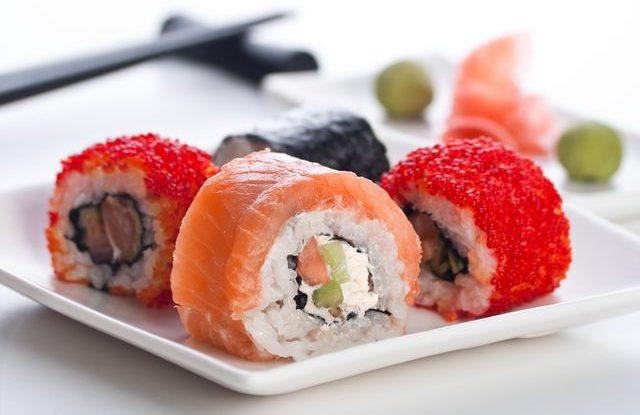 Jak uvařit rýži na sushi