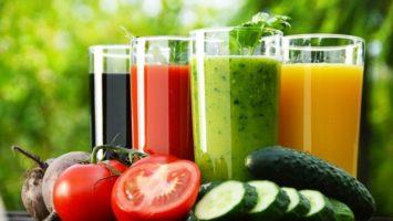 Kvalitní odšťavňovač, džusy, juice