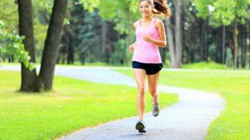 Jak hubnout při běhání