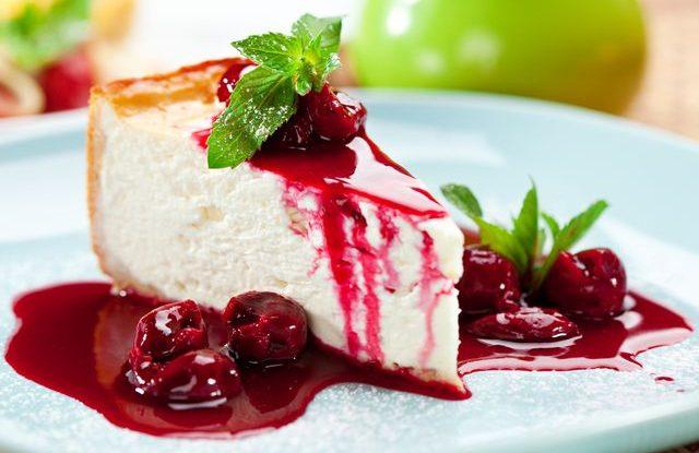 Recept na original cheesecake z mascarpone