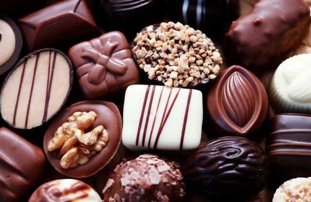 Proč jíst čokoládu