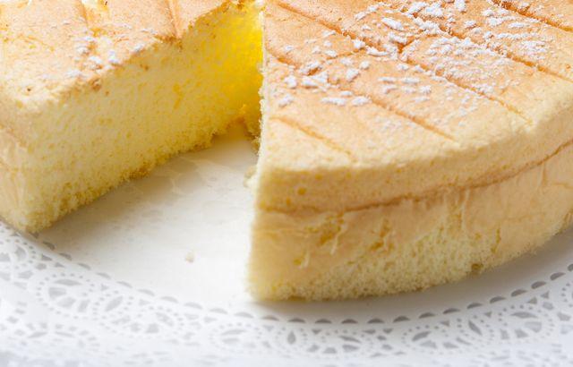 Jak udělat piškot na dort