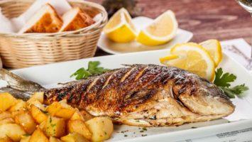 Jak grilovat rybu