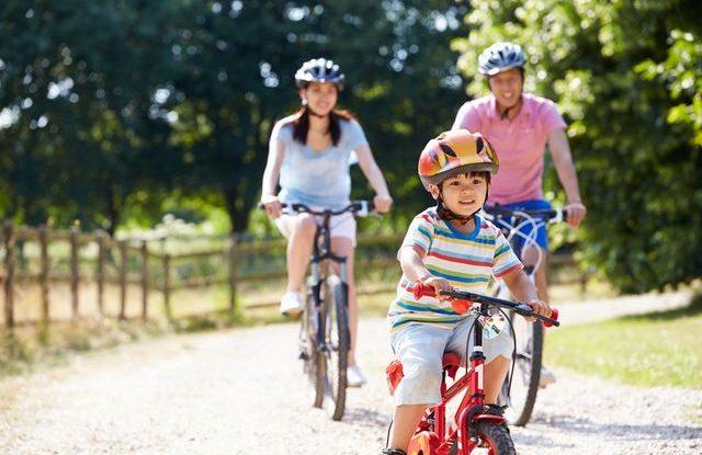 Jak se chovat na cyklostezkách