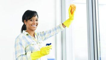 Jak umýt okna