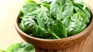 špenát snižuje krevní tlak