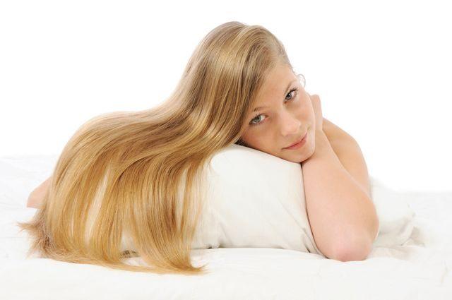 dlouhé vlasy Němec sex