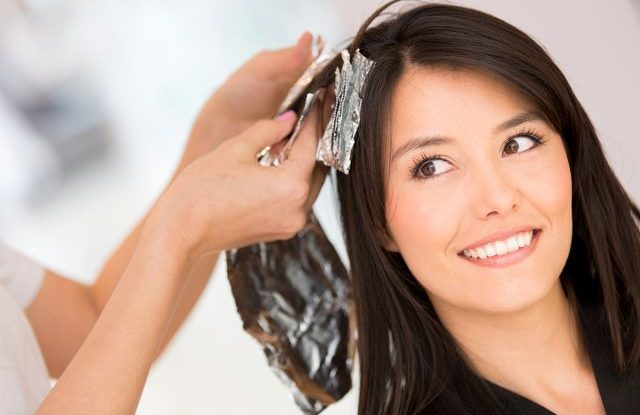 Melír na vlasy